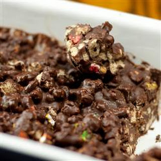 Crunchy Chocolate Bars