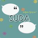수다 logo