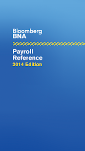 Payroll Reference - screenshot thumbnail