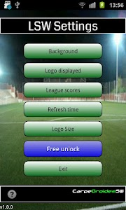 Demo Live Soccer Wallpaper screenshot 2