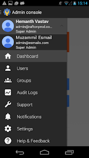 Google Admin- screenshot thumbnail