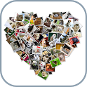 Photo Grid Collage images icon