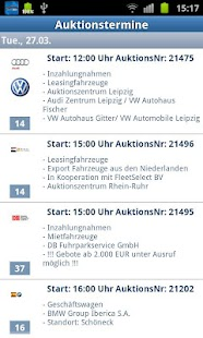 Autobid.de - screenshot thumbnail