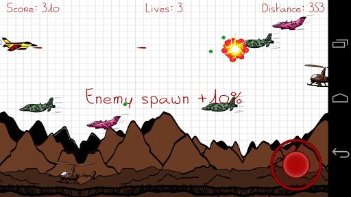 Air Attack Airplane War Games