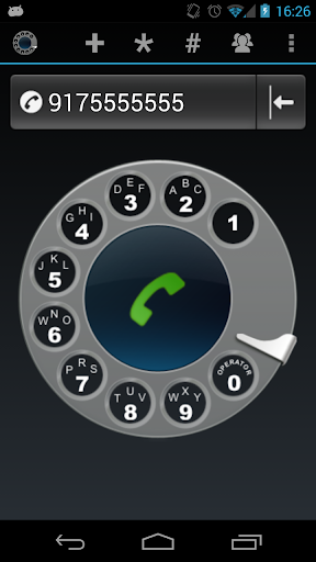 Rotary Dialer Pro