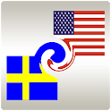Learn Swedish widget icon