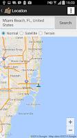 Screenshot of ST Map