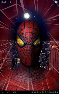 Amazing Spider-Man 3D Live WP - screenshot thumbnail