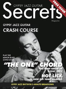 Gypsy Jazz Guitar Secrets- screenshot thumbnail