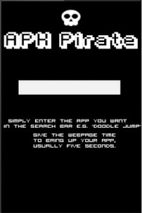 APK Pirate - screenshot thumbnail