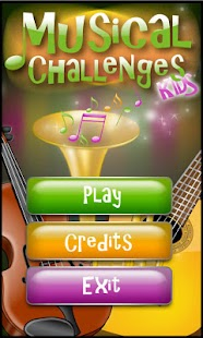 Kids Musical Challenges HD- screenshot thumbnail