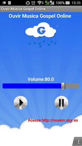 Ouvir Música Gospel - Rádio