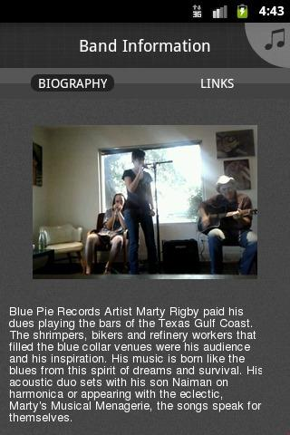 Marty Rigby - screenshot