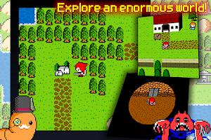 Screenshot of Aidinia • 8-bit RPG