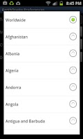 Screenshot of EarthQuake Pro