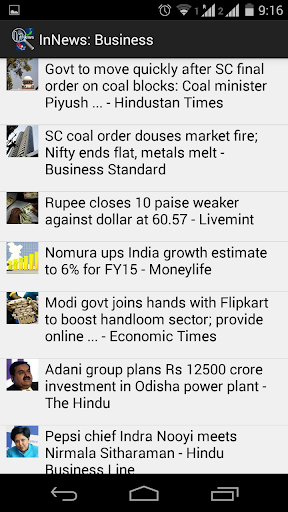 InNews: Business