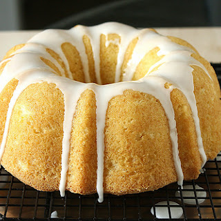 Lemon Bundt Cake.