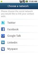 Screenshot of Phonebook 2.0