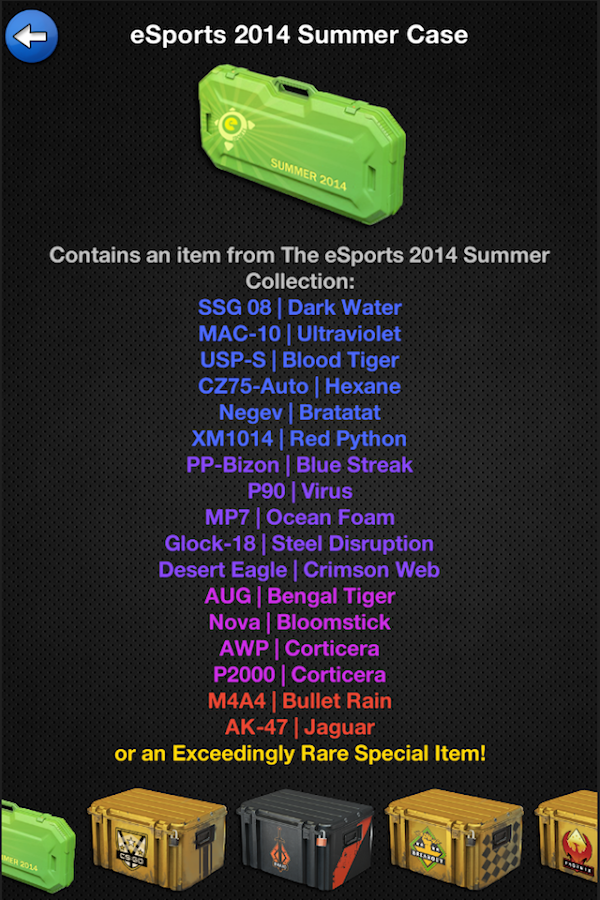 cs go casino items