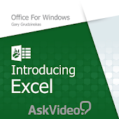 Excel 101 - Introducing Excel