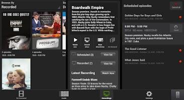 Screenshot of Optik™ Smart Remote