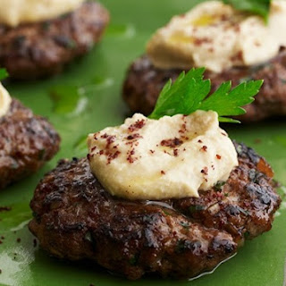 Ktzizot – Israeli Mini Burgers
