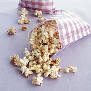 Cinnamon-Sugar Popcorn.