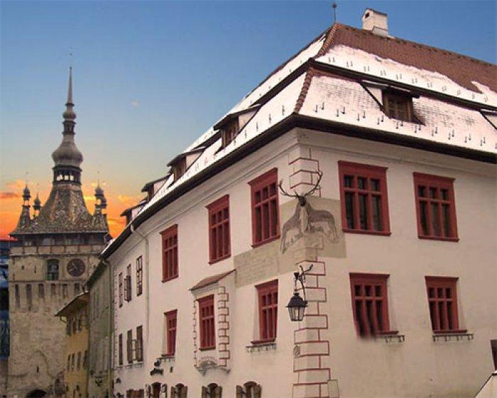 Sighisoara Audio Video Guide- screenshot