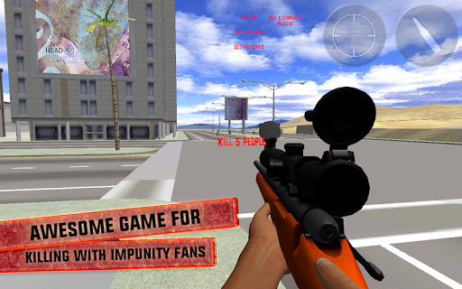 Maniac Simulator 3D