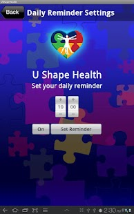 UShapeHealth - screenshot thumbnail