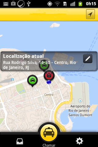 Personal Taxi Cliente