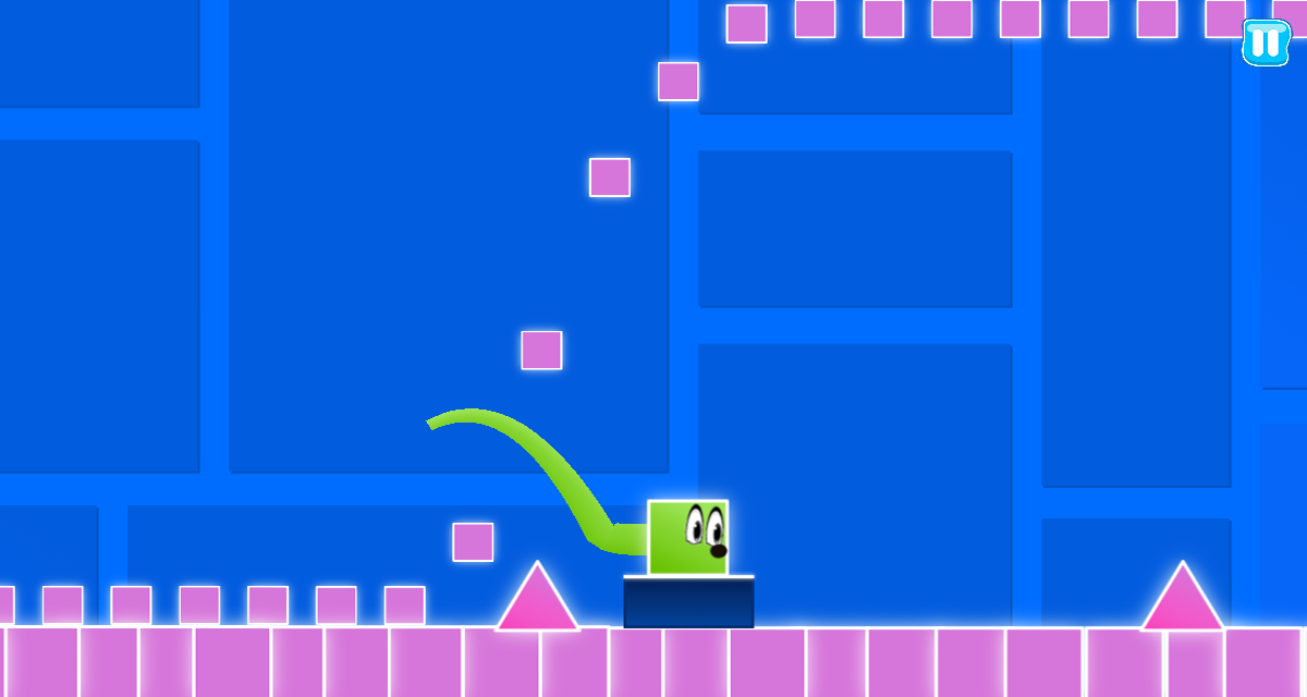 Square Tails- screenshot