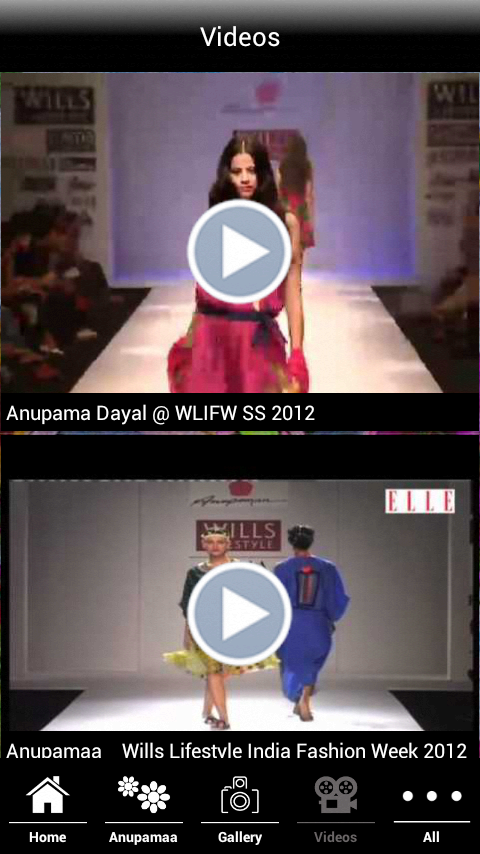 Anupamaa by Anupama Dayal - screenshot