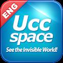 Uccspace ENG logo