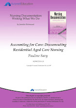 Accounting For Care: Documenting Residential Aged Care Nursing