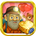 Gold Miner Valentine icon