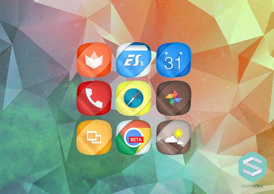 Nano Icons Theme v3.8.0