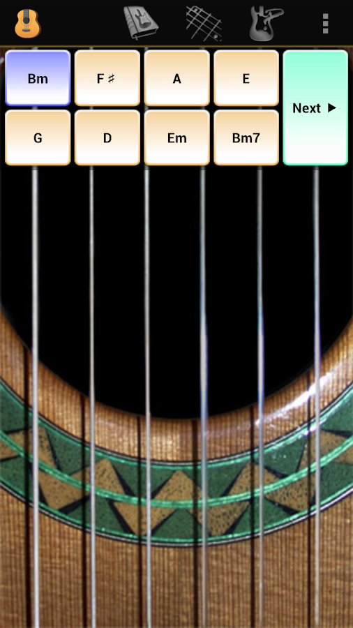 Guitar : Solo Lite- screenshot