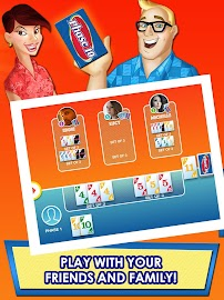 Phase 10 - Play Your Friends! Screenshot 2