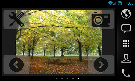One Touch Camera Widget - screenshot thumbnail