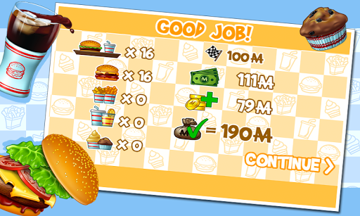 Burger 1.0.19 screenshots 9