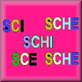 Logopedic Sci Sce Italian