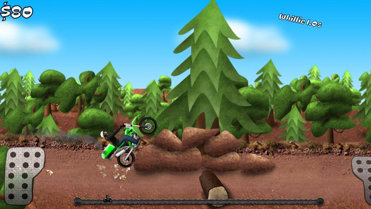 Pizza Bike Delivery Boy- screenshot