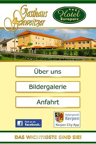 【免費旅遊App】Gasthaus Schweizer-APP點子