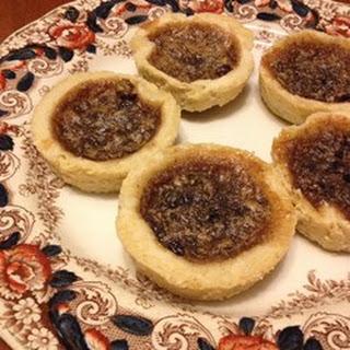 Chai Butter Tarts