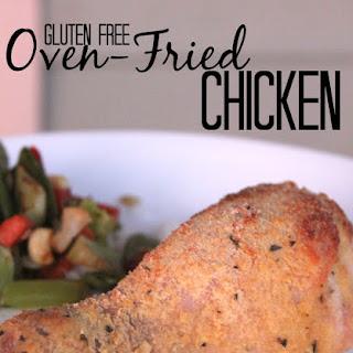 Gluten-Free Oven Fried Chicken