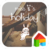 miss holiday dodol theme