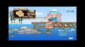 Screenshot of Fish and Serve V2 free