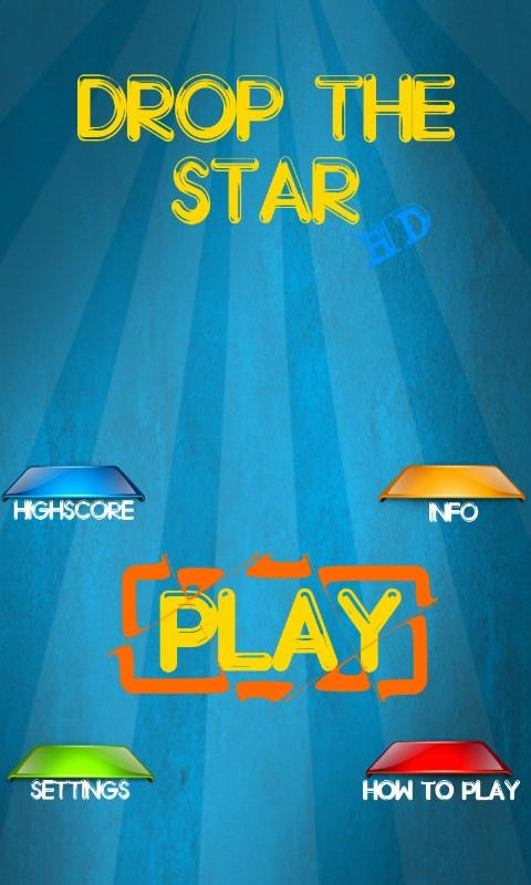 Drop the Star HD Trial - screenshot