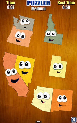 Screenshot for Stack the States® in Hong Kong Play Store